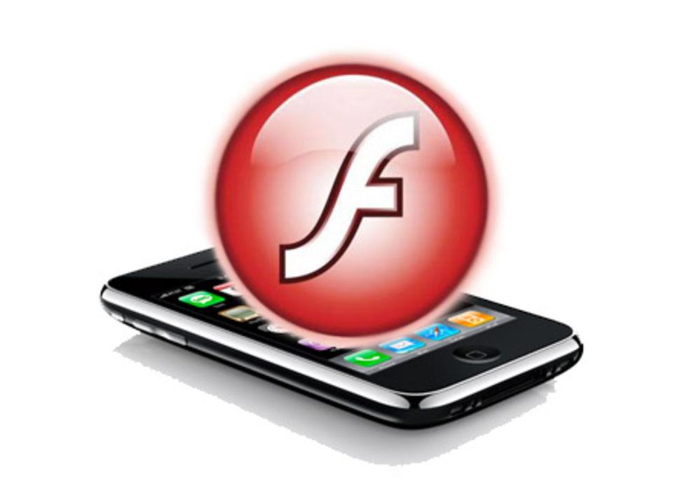 EU kan tvinga Apple släppa in Flash