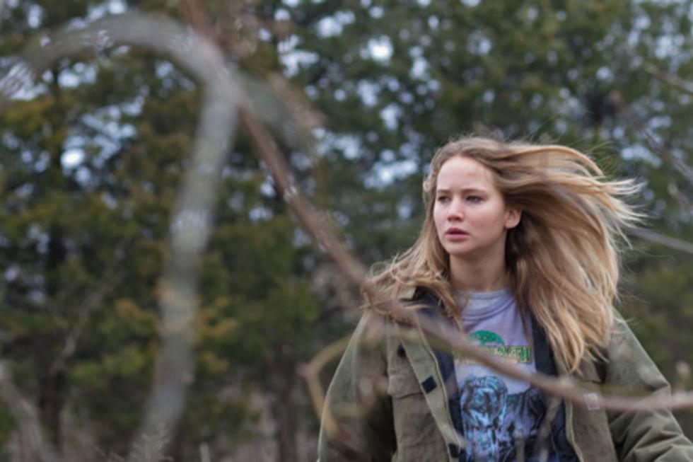 Jennifer Lawrence porr serier
