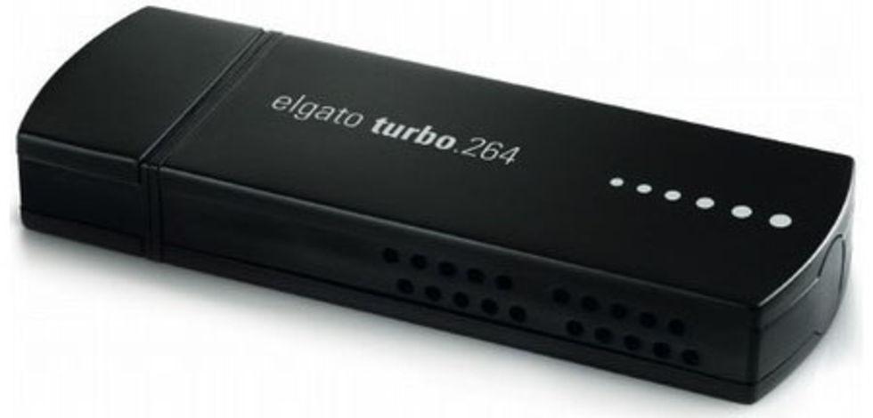 Konvertera till H.264 med USB-pinne