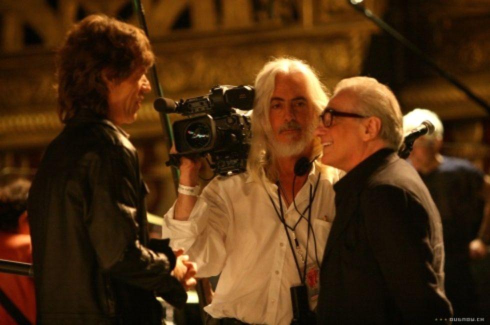 Scorsese gör musikserie för HBO