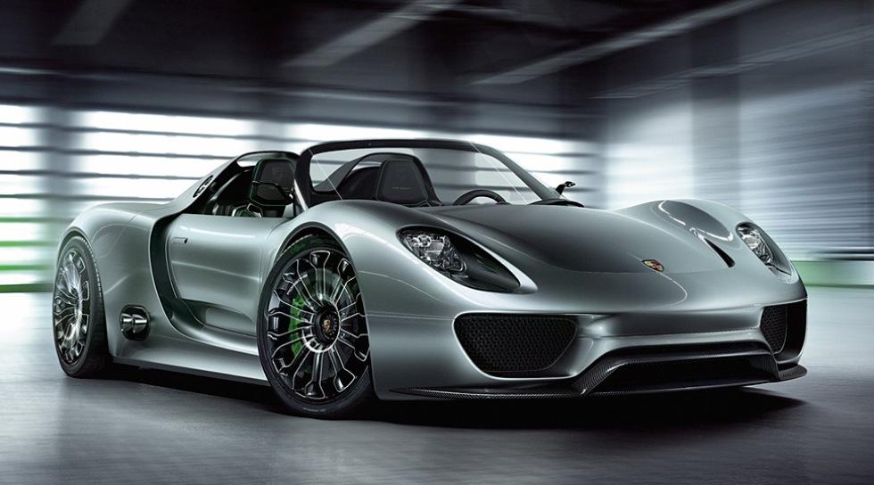 Porsche 918 Spyder blir verklighet!