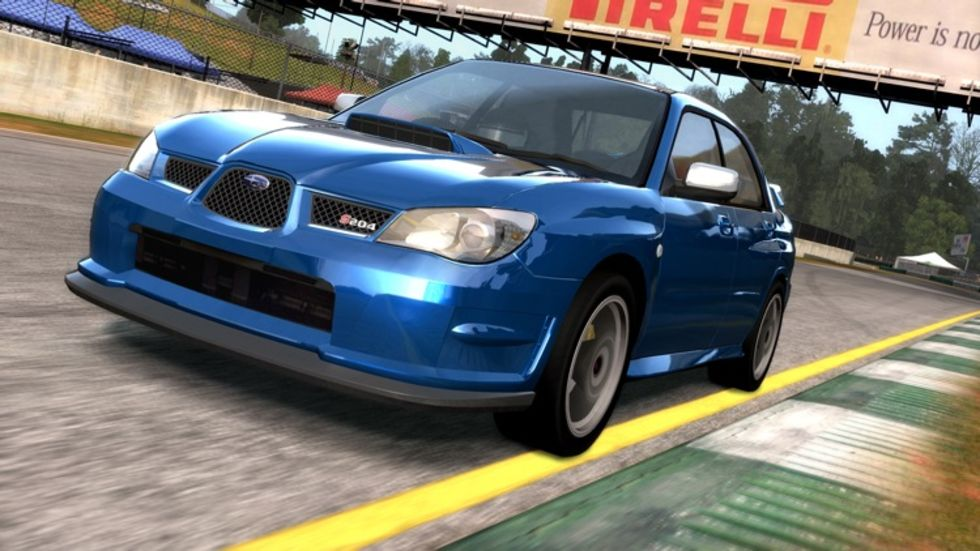 Ännu fler bilar i Forza 2