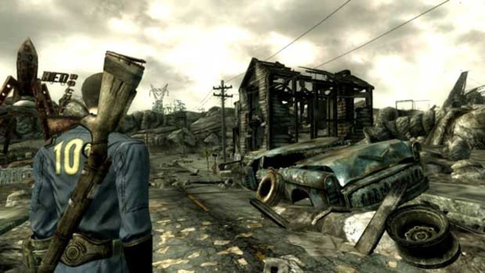 Specialutgåva av Fallout: New Vegas