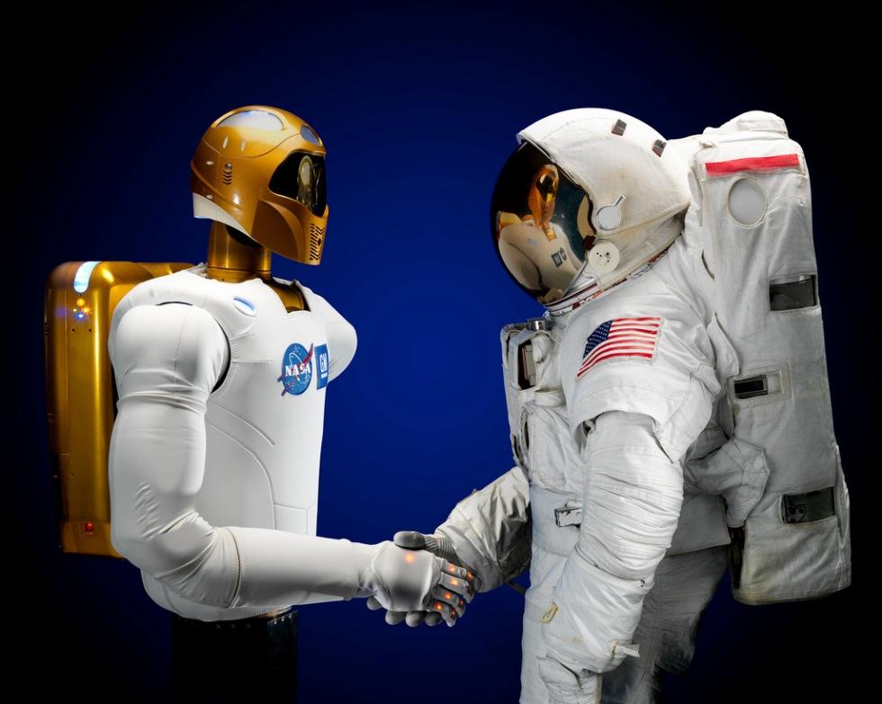 Nu åker Robonaut 2 snart till ISS