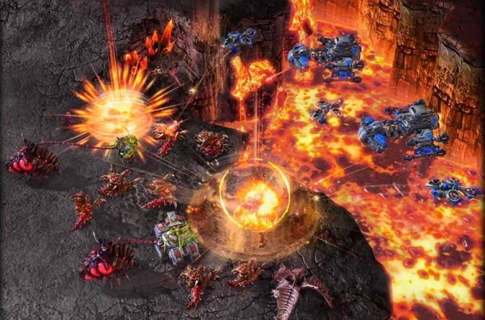 StarCraft II säljer bra