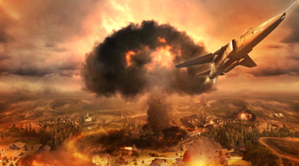 World in Conflict på storbild