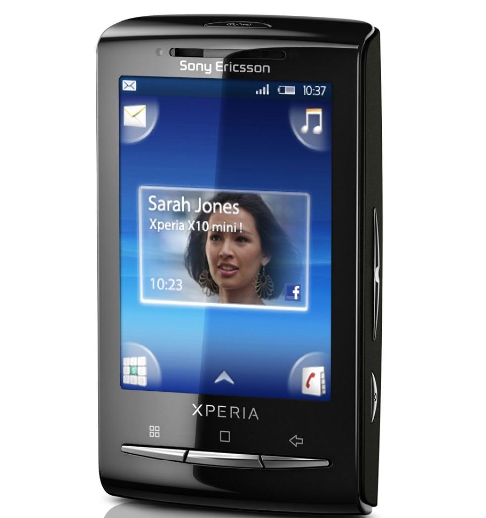 Sony Ericsson Xperia X10 mini utsedd till årets telefon