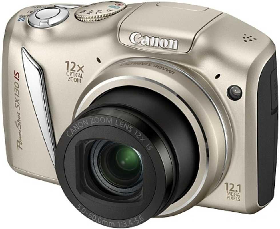 Nya kameror även från Canon