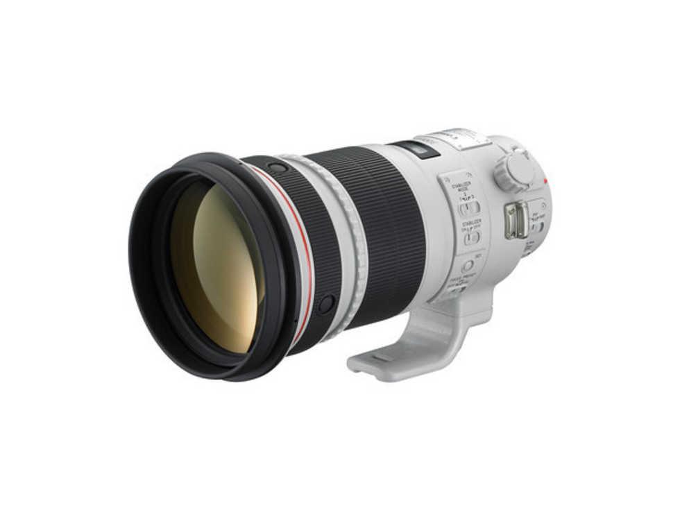 Fyra nya objektiv från Canon