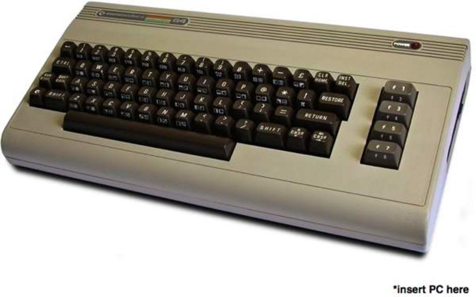 Commodore USA tillkännager PC64