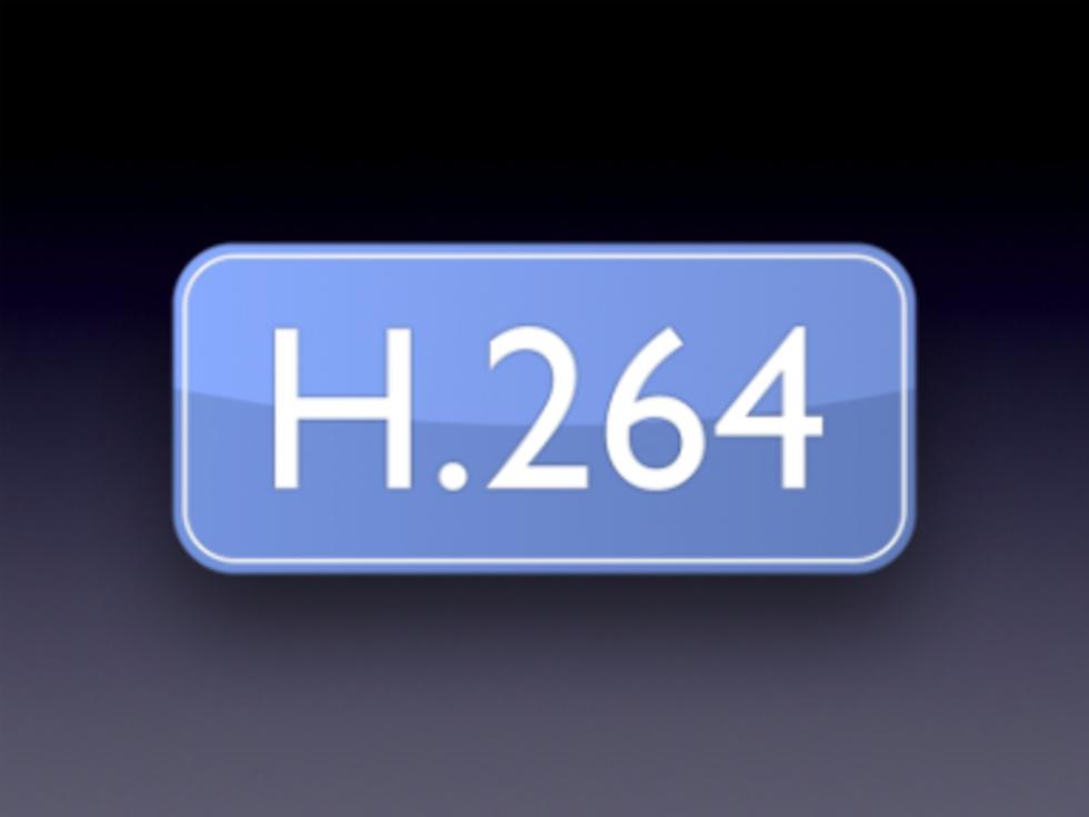 H.264 blir gratis
