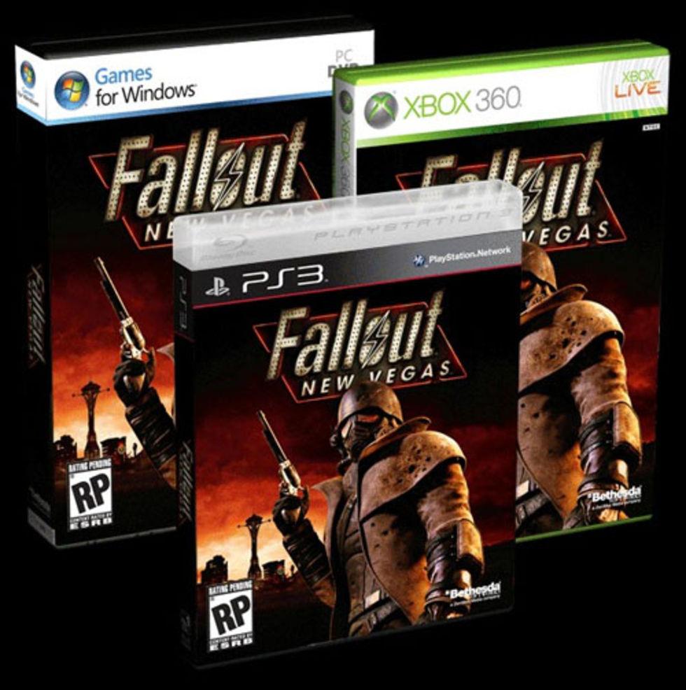 Achievement-listan för Fallout: New Vegas släppt