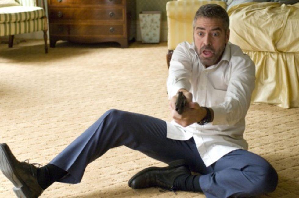 Clooney regisserar