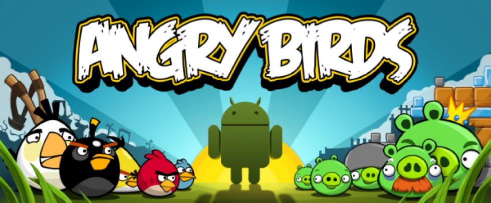 Angry Birds kom igår