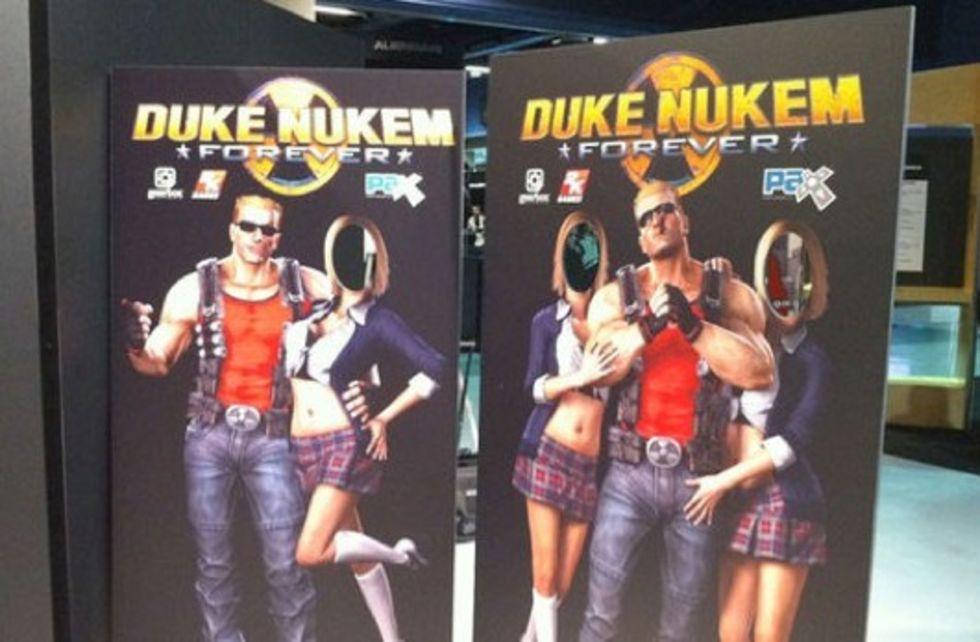 Mer Duke Nukem Forever-info