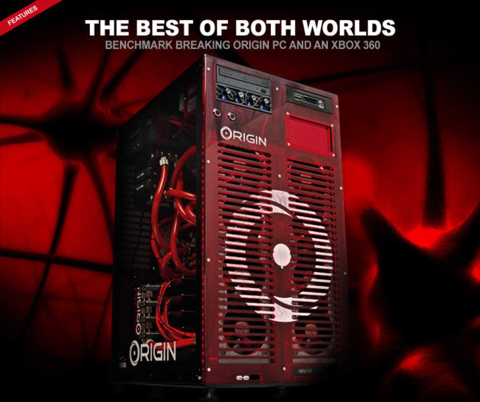 Origin PCs Big O