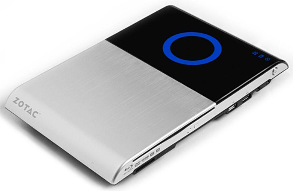 Zotac släpper Zbox med Blu-ray läsare