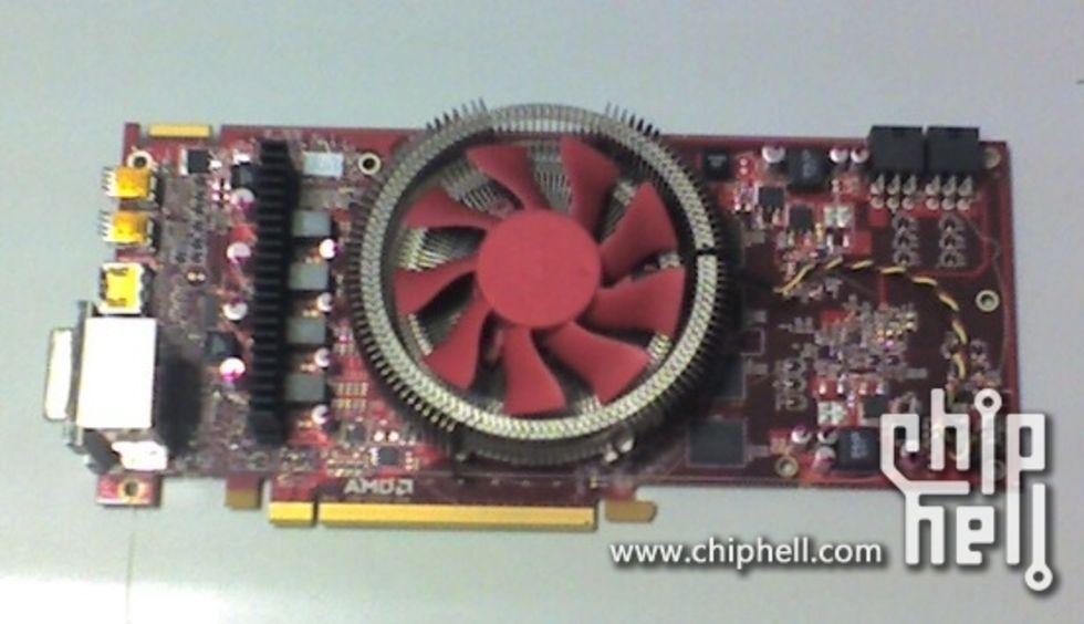 AMD ''Barts'' XT prototyp