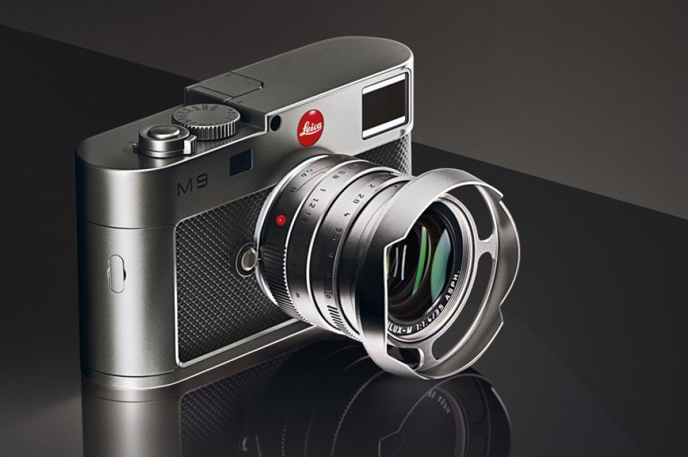 Leica på Photokina