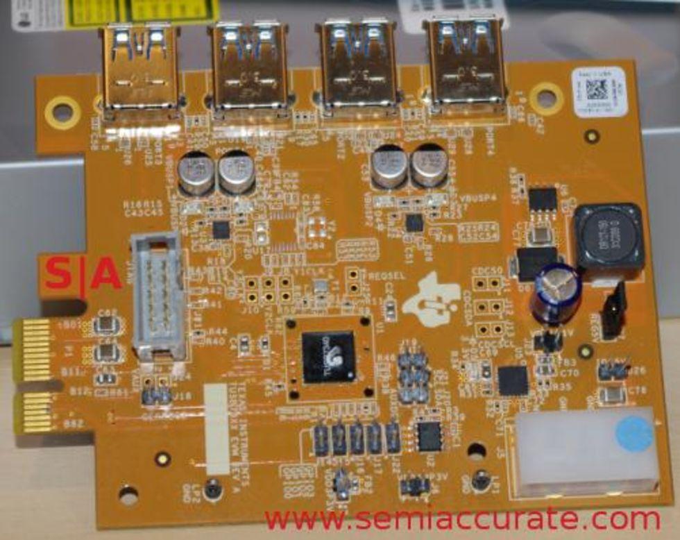 Texas Instruments visar nytt USB 3.0-kontrollerchip