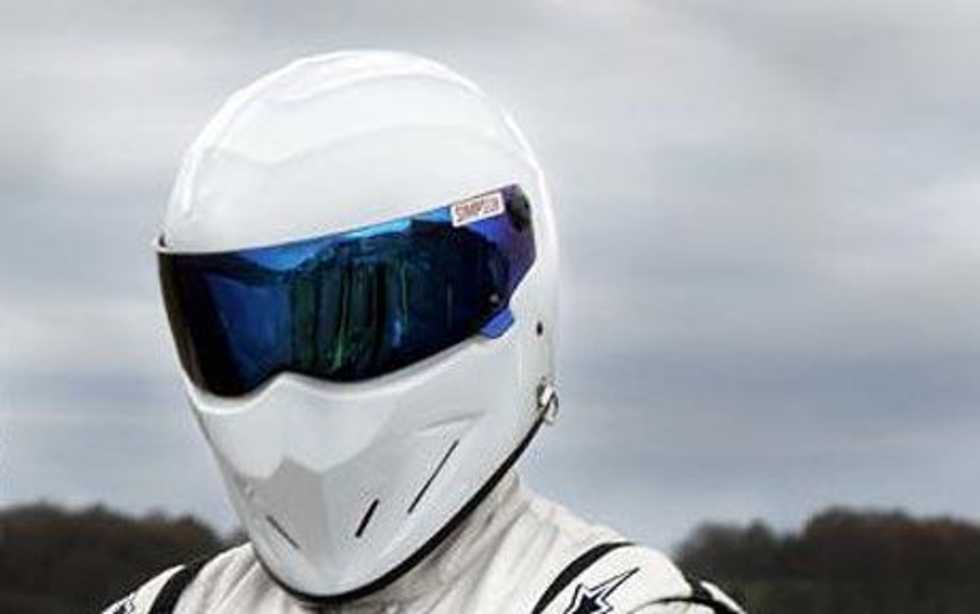 The Stig börjar på Fifth Gear