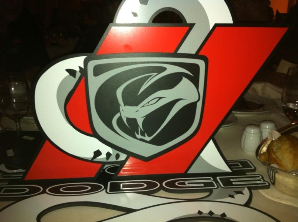 Vipers nya logo