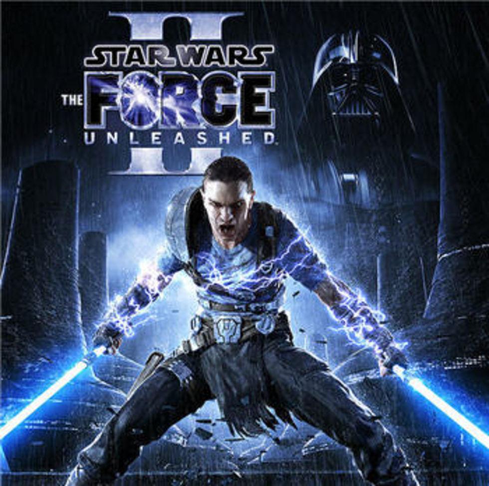 Demo för The Force Unleashed II