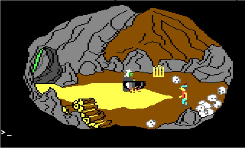 Spela klassiska Sierra-spel på din iPad
