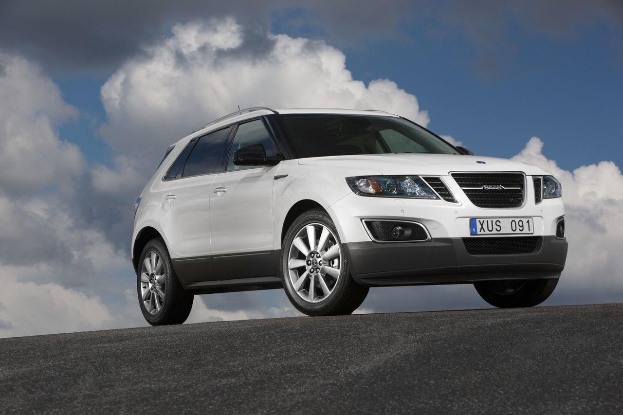 Nu är Saab 9-4X äntligen här!