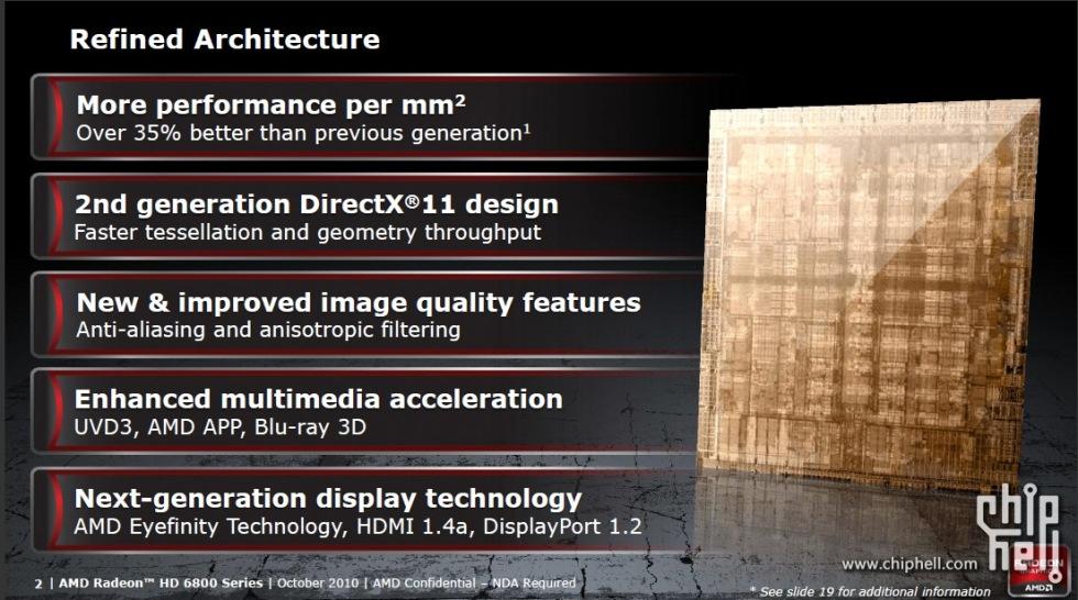 Pressinformation om Radeon HD 6800 läckt