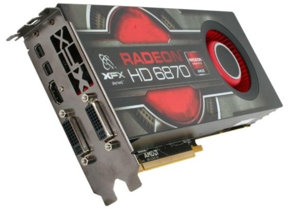 AMD lanserar äntligen Radeon HD 6000-serien