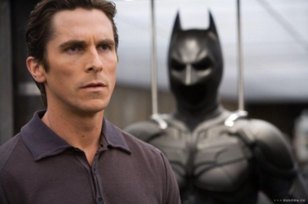 Titeln avslöjad till nya Batman