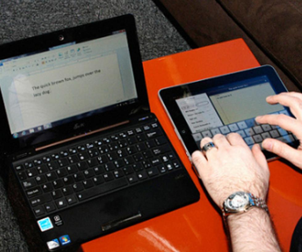 Microsoft erkänner att iPad har en inverkan på netbooksegmentet