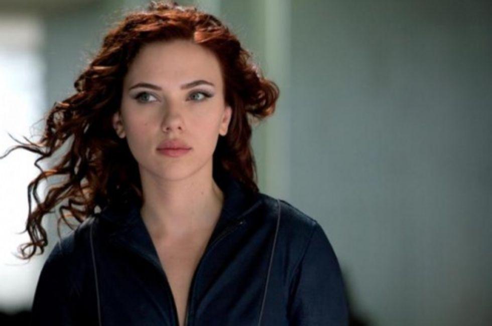 Johansson klar för alien-roll