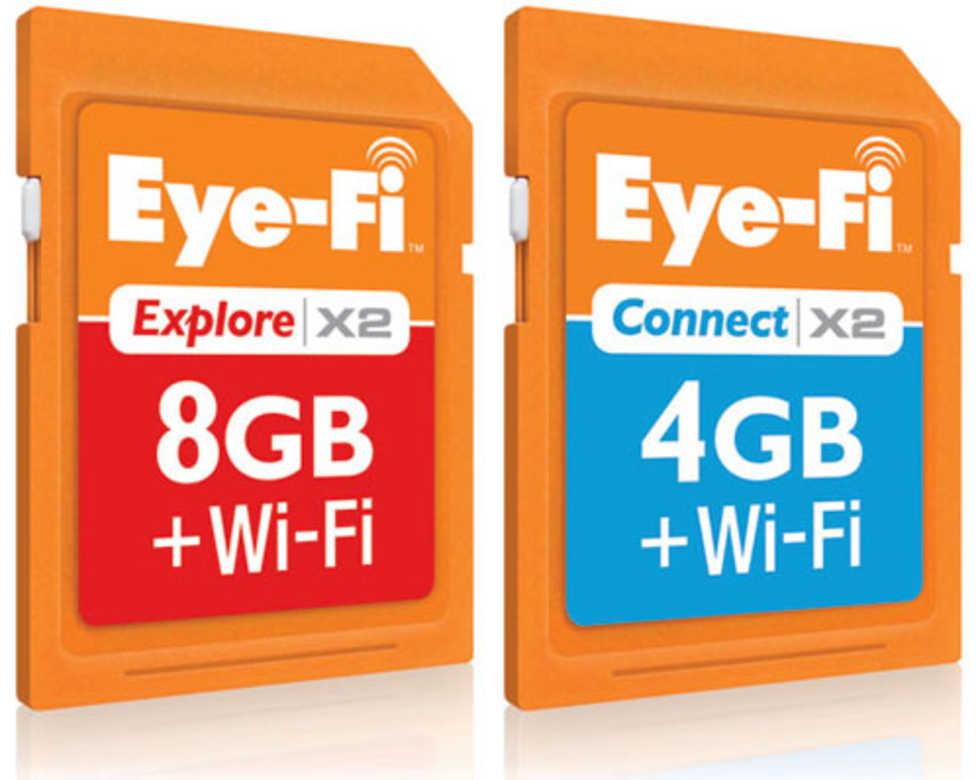 Eye-Fi lanseras nu i Sverige