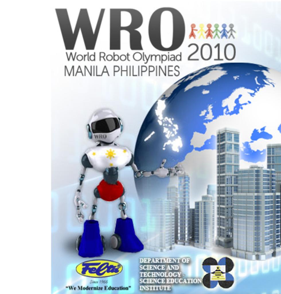 Robot-olympiad startar i morgon