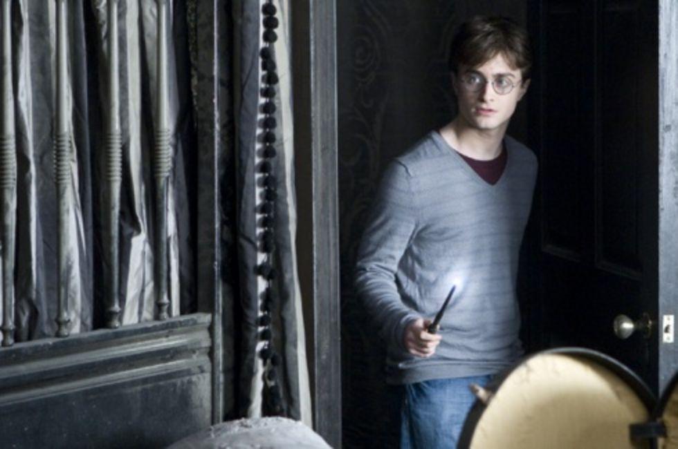 Radcliffe vill inte ha mer Potter