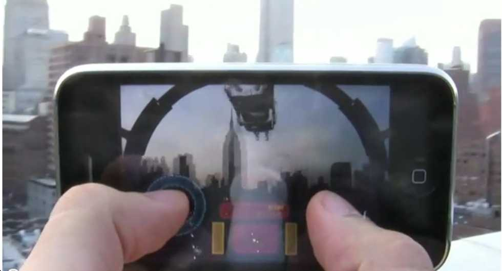 Star Wars Arcade: Falcon Gunner ute nu för iPhone