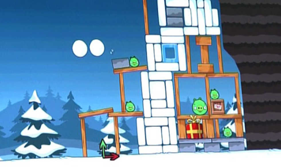 Angry Birds julklapp bekräftad