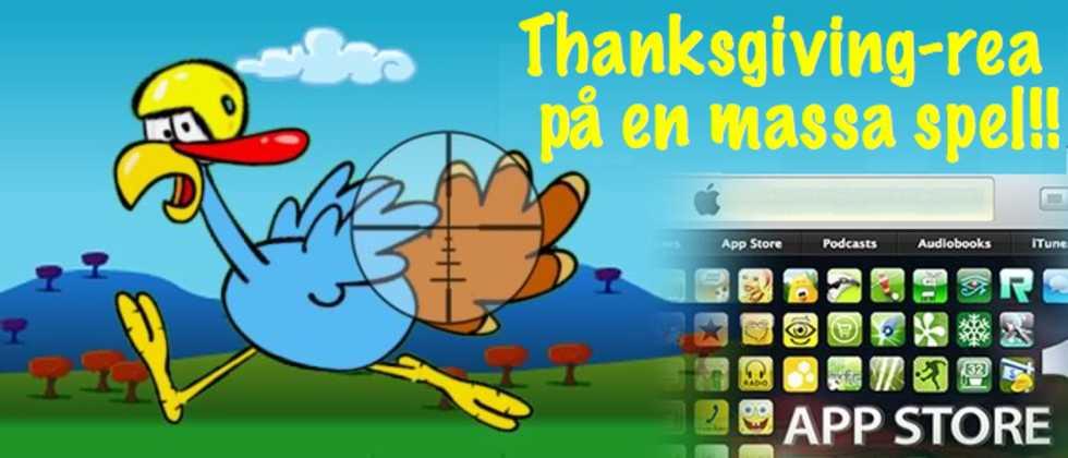 Mera tacksägelse på App Store