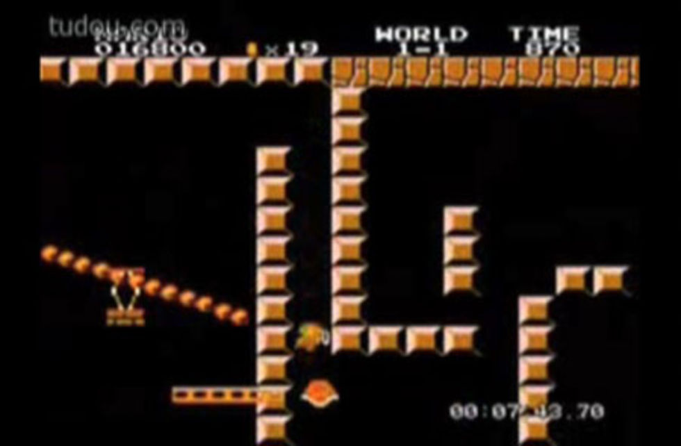 En elak version av Super Mario Bros.