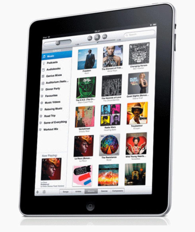 Svenska priser på iPad
