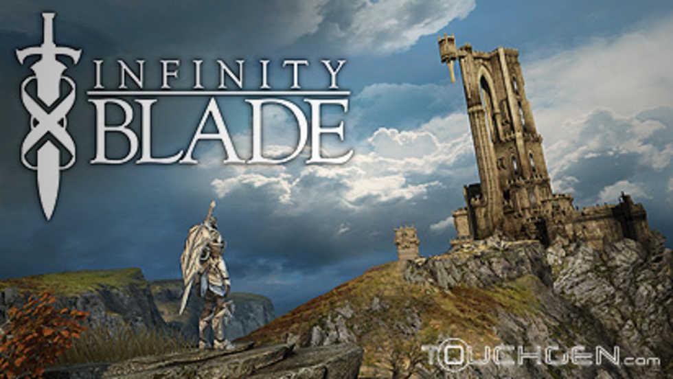 Se tre genomgångar av Infinity Blade