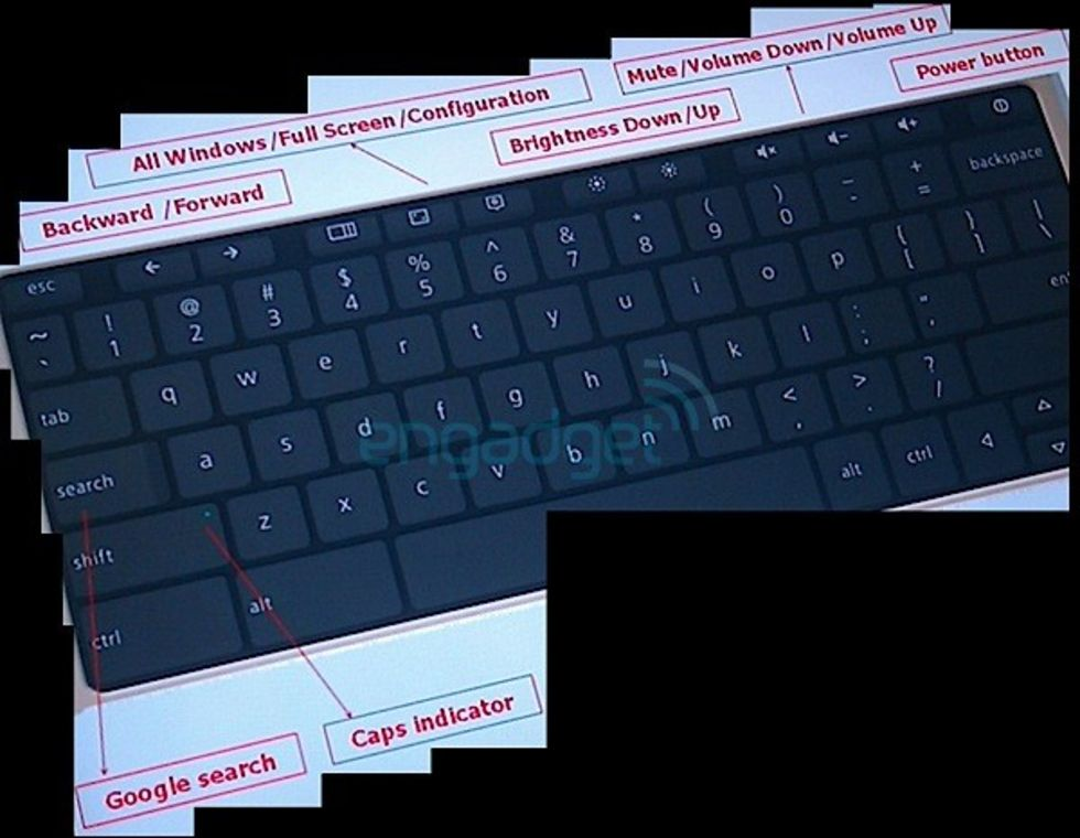 Chrome OS netbook kan komma under dagen