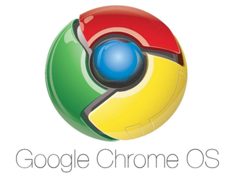 Google presenterar Chrome OS