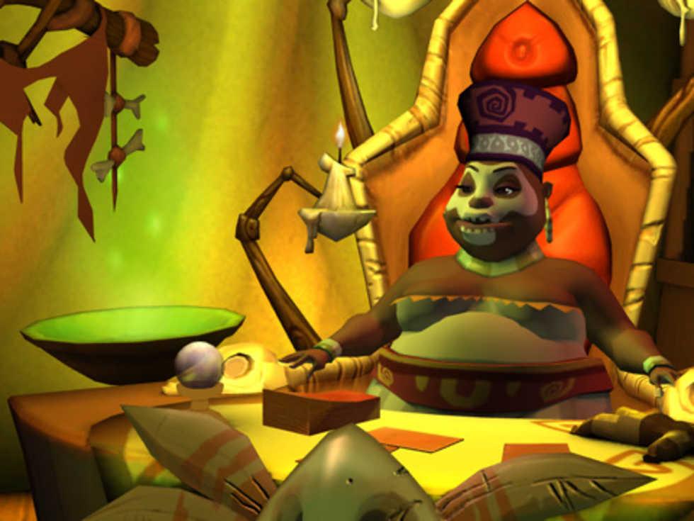 Tales of Monkey Island för iPad
