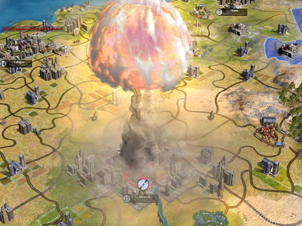Fet patch till Civilization V