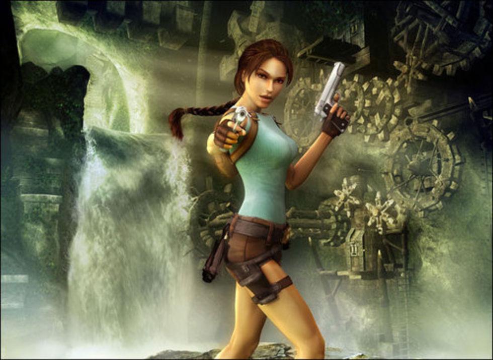 Tomb Raider-trilogi till Playstation 3