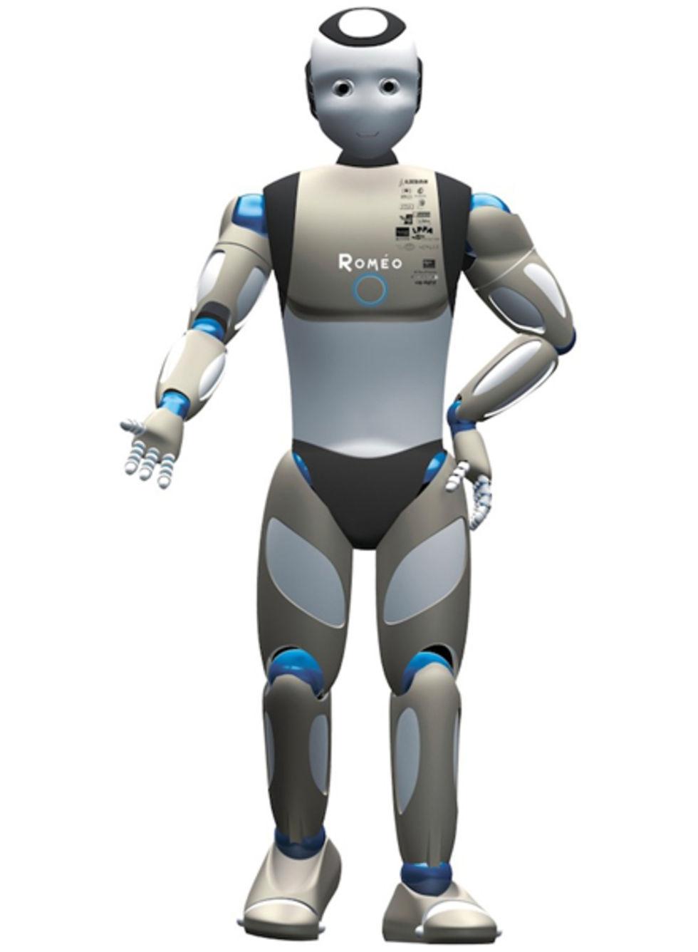 Romeo - roboten för äldre