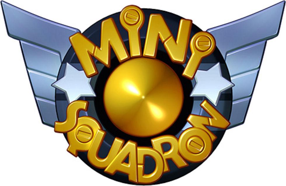 MiniSquadron i specialversion